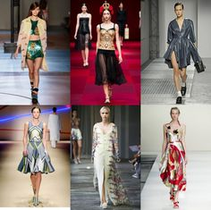 It's final day of Milan Fashion Week, and new trends have been spotted! Plus, Dolce & Gabbana delivered some amazing looks