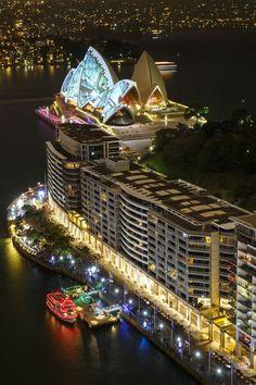 Opera House, Sydney, New South Wales, Australia. Brisbane, Melbourne, Australia Living, Australia Travel, Papua Nova Guiné, Great Places, Beautiful Places, Places To Travel, Travel Destinations