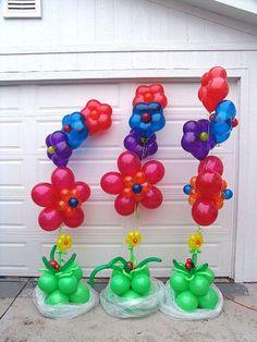 15 increibles decoraciones con globos que te sorprenderan 4