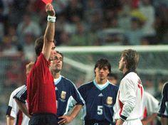 Argentina vs. Inglaterra en el Mundial 1998. Rugby, Hockey, Nba, Messi, France, Baseball Cards, Boxing, England, Argentina