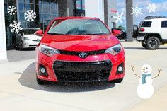 The Orlando Toyota Corolla is a perfect fit for your holiday festivities - why not take it to Light Up UCF this weekend?   http://blog.toyotaoforlando.com/2014/11/take-2015-toyota-corolla-light-ucf-weekend/