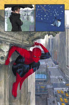 Mythos Spider-Man - página 22 (2007) Paolo Rivera