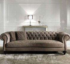 #sofa #design #interior #furniture #furnishings #interiordesign #designideas #ardeco #artdeco диван DV Home Kensington, Kensington S_240