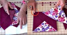 She Takes 100% Cotton Fabric and Makes Something We All Need!