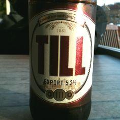 Hur den än smakar så är den kalas! Till-bryggerierna är TILLbaka!