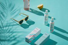 Feel Brand & Beauty Package Design on Behance