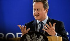 So why not tell the TRUTH from the beginning Dave ? Prime Minister says 'now help us curb migrants'
