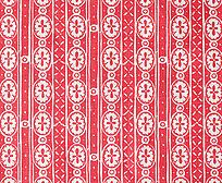 Anna Spiro Textiles   Kahuna Solid Red available at Studio Four NYC
