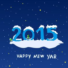 Wonderful New Year Images and New Year Wallpapers - Happy New Year 2015 Happy 2015, Happy New Year 2015, New Years 2016, Year 2016, New Year Wallpaper, Photo Wallpaper, Happy New Year Tumblr, Bizarre News, New Year Goals