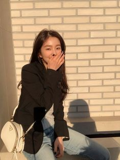 """""""she's so beautiful� Seulgi, Sooyoung, Smart Casual Outfit, Casual Outfits, Irene Red Velvet, Mode Ulzzang, Red Valvet, Velvet Fashion, Girl Crushes"""