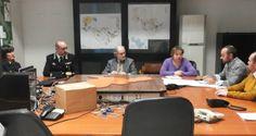 Nella giornata odierna si è svolta in Prefettura una riunione del Comitato Operativo per la Viabilit...