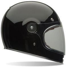 Casque intégral Bell Bullitt Solid Black | iCasque.com