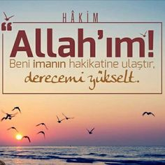 Allah'ım! Beni imanın hakikatine ulaştır, derecemi yükselt. (Hâkim)  #iman #hakikat #derece #yükselt   #dua #amin #islam #müslüman #ilmisuffa