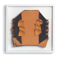 Tile, III (six inches) Richard Tuttle and Gemini G.E.L. LLC. 2011