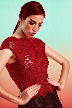 de Helen Rödel CROCHET AND KNIT INSPIRATION: http://pinterest.com/gigibrazil/crochet-and-knitting-lovers/ .