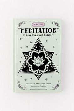 In Focus Meditation: Your Personal Guide By Jacqueline Towers Books To Buy, Books To Read, Feminist Books, Wiccan Spell Book, Witchcraft Books, Magic Book, Book Aesthetic, Book Of Shadows, Love Book
