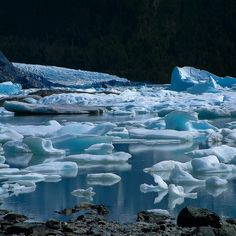 """Ice-scape - """"Disgelo"""" by Tati@ (flickr)"""