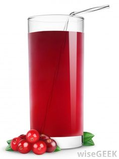 Cranberry Juice  Cranberry juice is not only a refreshing drink but it contains a number of therapeutic values which are very helpful in curing many body dysfunctions and disorders. Its antioxidant properties help to eliminate toxins from the body and prevent the accumulation of fluids. Its anti-inflammatory properties reduce the pressure on the capillaries and minimize swelling. Drink two glasses of fresh cranberry juice everyday.