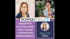 "#PowerPurlsUNPLUGGED- (part 1 of 2) Yes, it's back -- The LIVE ""radio show"" edition of Power Purls Podcast! Join Kara Gott Warner, host of the podcast, designer, business coach, and cheerleader on your yarn crafting path! Learn how to get your feet wet as a Virtual Assistant (or hire one) in the Fiber Arts industry. Also ... she answers some of the common questions that arise.   Join the Community on Patreon: https://www.Patreon.com/PowerPurlsPodcast"