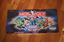 Monopoly DC Comics Justice League of America Collector's Edition