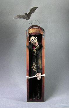 Nosferatu Assemblage. $120.00, via Etsy.