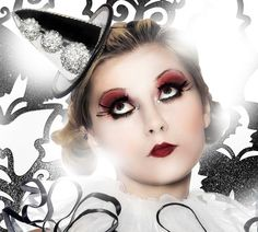 circus makeup!