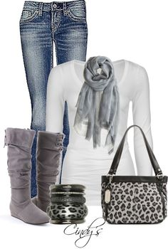 """""""Fall Day"""" by cindycook10 on Polyvore"""