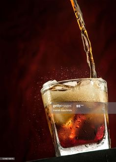 Cola Drinks, Alcoholic Drinks, Glass, Food, Drinkware, Corning Glass, Essen, Liquor Drinks, Meals