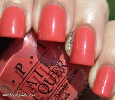 The PolishAholic: OPI Fall 2011 Touring America Collection Swatches!  Are we there yet?