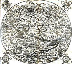 Geopolitical - Map - Europe, France, Limagne d'Auvergne, circular.jpg (1015×908)