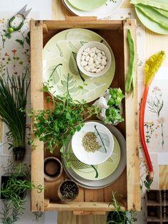 En organisk vår!   Redaktionen   inspiration från IKEA
