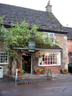"Lacock - Wiltshire, England.  In the Cotswolds.  see my board ""Britain - The Cotswolds""."