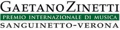 International Prize of Music Gaetano Zinetti, 19th edition 2014. September 23-28.