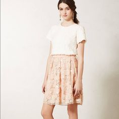 Anthropologie skirt Brand new. Eva Franco brand. $225. Never worn but arrived without tags. Anthropologie Skirts