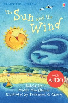 Buy The Sun and the Wind: Usborne First Reading: Level One by Francesca di Chiara, Mairi Mackinnon and Read this Book on Kobo's Free Apps. Discover Kobo's Vast Collection of Ebooks and Audiobooks Today - Over 4 Million Titles! Penny Smith, Lion And The Mouse, Weather Wind, Rumpelstiltskin, Lego Dc, Reading Levels, Retelling, Cool Pictures, Fun Facts