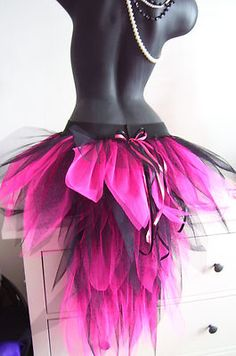 pink bustle flamingo