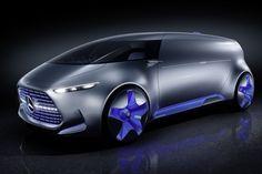 Mercedes-Benz Vision Tokyo Concept Vehicle