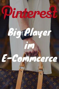 Pinterest überrascht mit einer Rundumoffensive in Sachen E-Commerce und stellt sich unmissverständlich als Big Player im E-Commerce auf.
