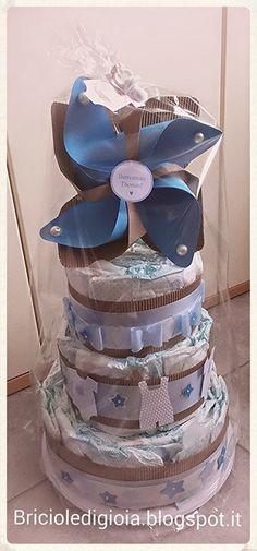 briciole di gioia: Una torta per Thomas