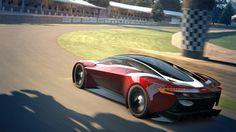 Aston Martin shows DP-100 Concept