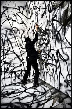 THRLD Expo: Zweeds controversiële graffiti artist NUG komt naar Nederland - THRLD — Online Dutch platform for Fashion, Art & Music inspired by the urban youth and street culture