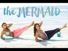 BIKINI SERIES - Total Body Mermaid - 18 mins