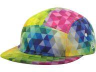 Buy New Era Originals Fractal Rainbow Camper Adjustable Hats and other New Era products at NewEraCap.com