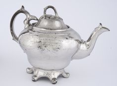 DigitaltMuseum - Kanne Tea Pots, Museum, Tableware, Dinnerware, Dishes, Place Settings, Tea Pot, Tea Kettles, Museums
