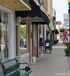 Downtown Noblesville - South Side of the Square