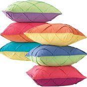 LinenSource |Home Decor|Decorative Pillows | Tropical Fish Decorative Pillows