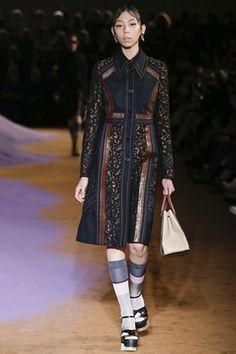 Prada S/S2015 RTW - Milan Fashion Week  #MFW