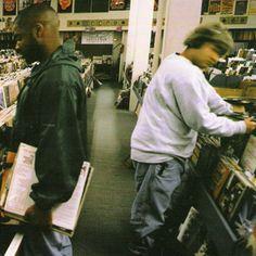 DJ Shadow, Endtroducing.....
