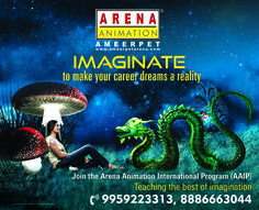 Make Your Dreams Come True With Arena Ameerpet