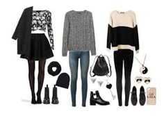 Image result for soft grunge outfits                              …